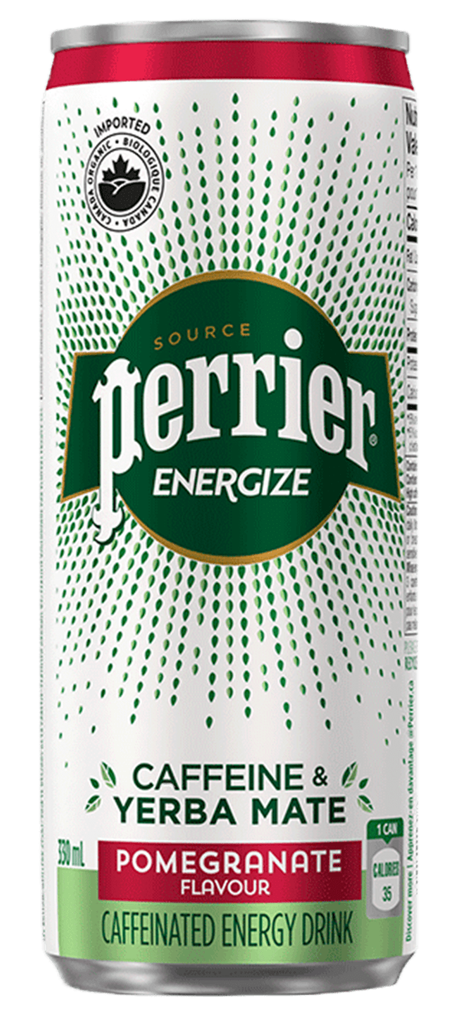 Perrier Energize Pomegranate